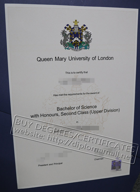 Queen Mary, University of London transcript